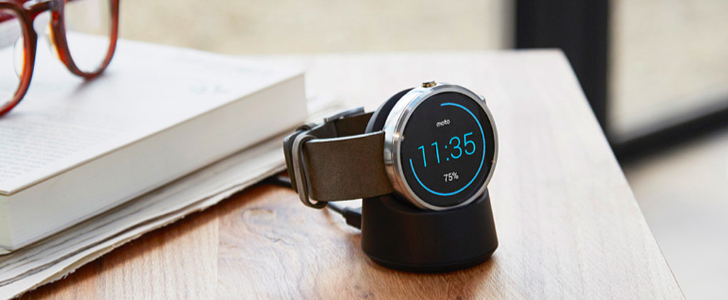 The Moto 360 Smartwatch: Out Now and Putting Every Other Wearable to Shame