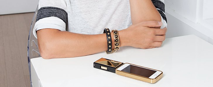 Rebecca Minkoff Debuts the Edgiest Wearable Tech