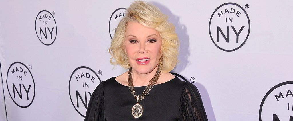 Joan Rivers Receives a Touching Funeral Fit For the Queen of Comedy