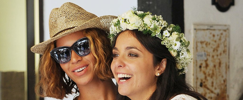 Beyoncé Is the Latest Star to Crash a Commoner's Wedding
