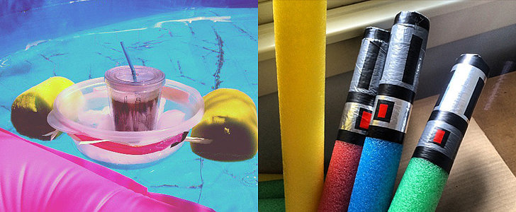 23 Surprising Uses For Pool Noodles