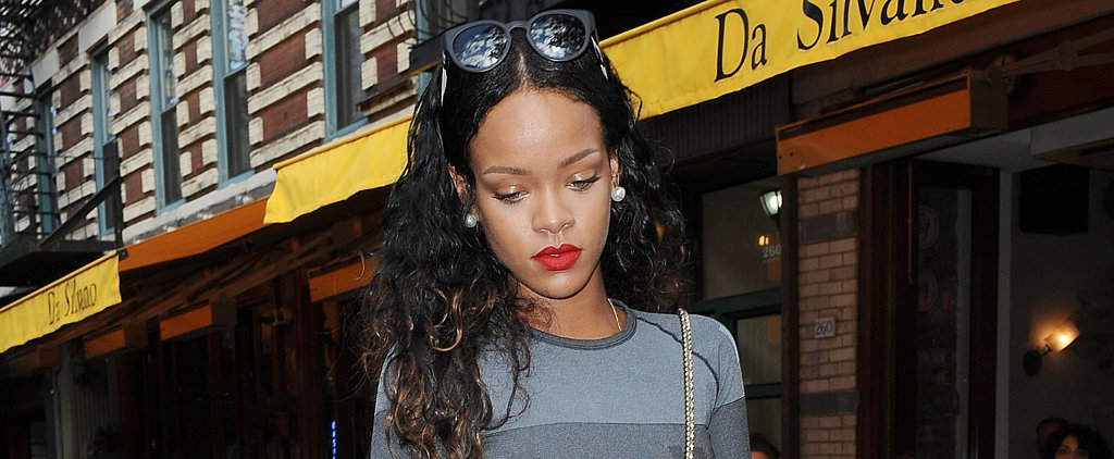 Did Rihanna Do Alexander Wang x H&M Justice?