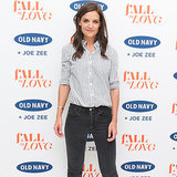 Katie Holmes Talks About Boyfriend Jean Trend | Video