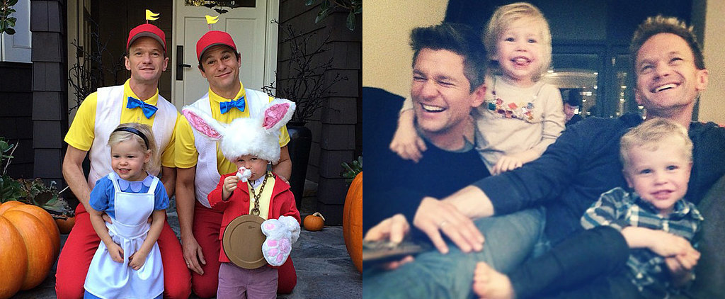 Newlyweds Neil Patrick Harris and David Burtka Have the Sweetest Family