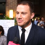 Channing Tatum on Chasing After Daughter Everly