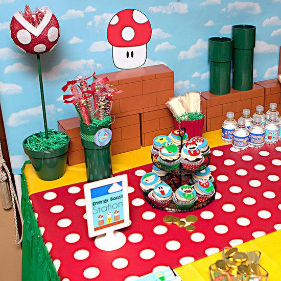 """A """"Super"""" Spectacular Mario Party"""