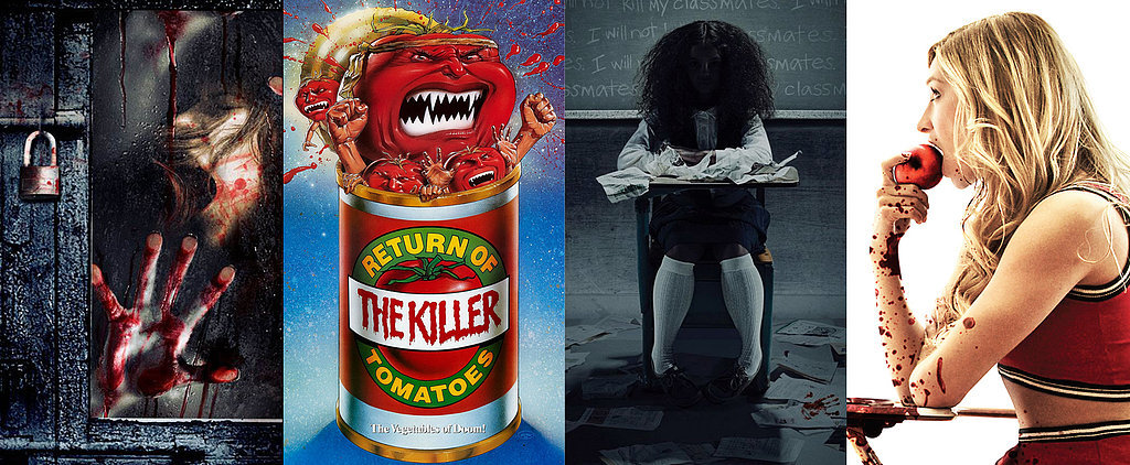 25 of the Most Ridiculous Horror Movie Titles on Netflix