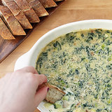 Emeril's Best Spinach-Artichoke Dip Recipe