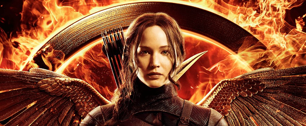 Jennifer Lawrence's Face Is Revealed in the New Poster For Mockingjay