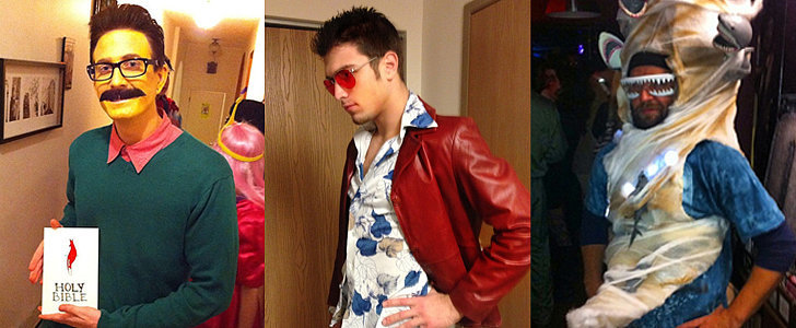 67 Wildly Creative DIY Costumes For Men