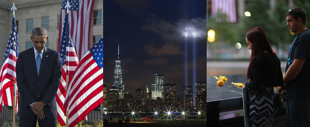 The Most Powerful Pictures From 9/11 Memorials Across America