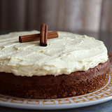Easy Pumpkin Cake With Cream Cheese Frosting Recipe
