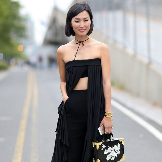 Shop New York Fashion Week Street Style Spring 2015 Trends