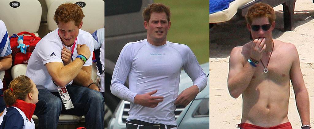 Prince Harry Moments That Will Make You Swoon