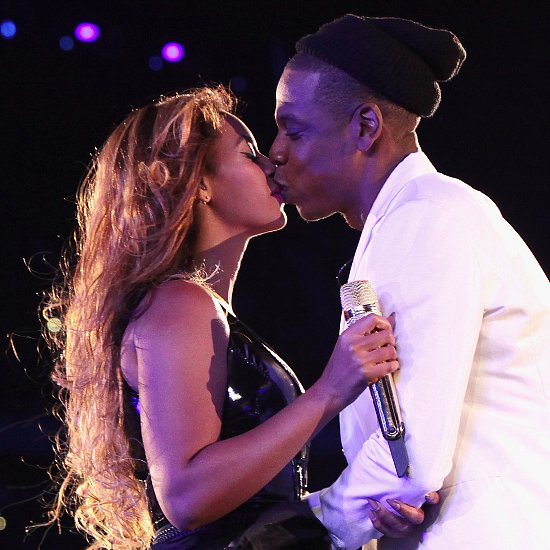 Jay Z Reportedly Raps That Beyonce Is Pregnant