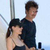 Brad Pitt and Angelina Jolie on a Yacht in Malta | Pictures