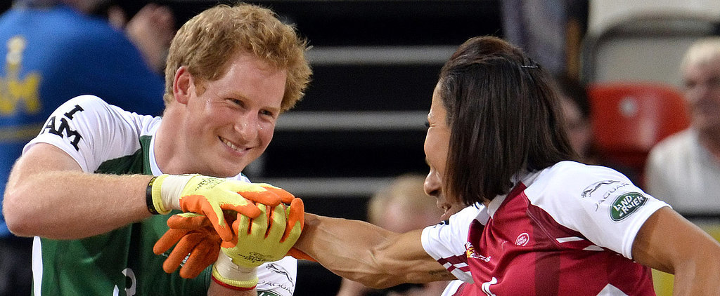 The Invictus Games Bring Out the Best in Prince Harry