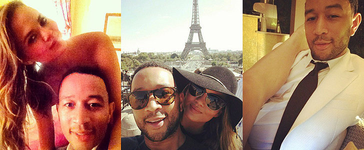 Chrissy Teigen and John Legend Get Wild and Romantic on Their Anniversary