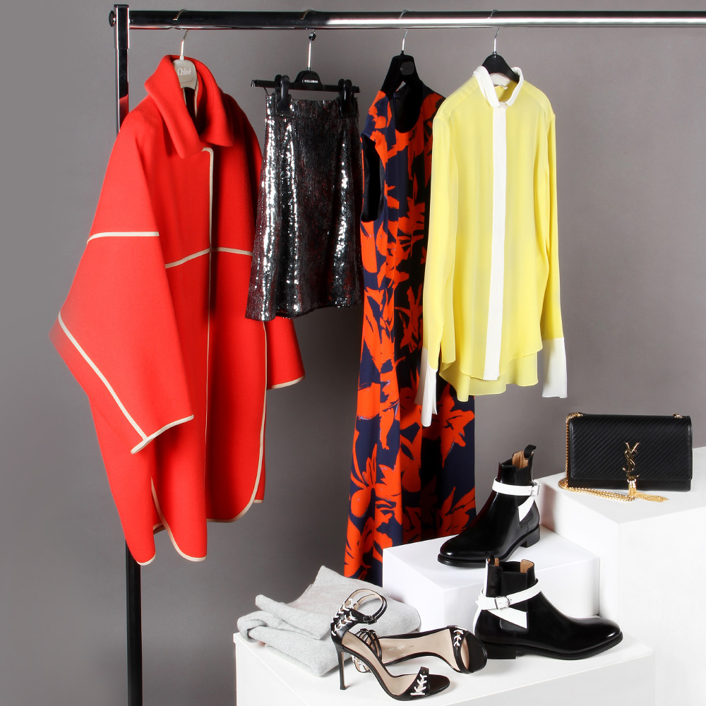 Luxus-Essentials der H/W14 mytheresa.com
