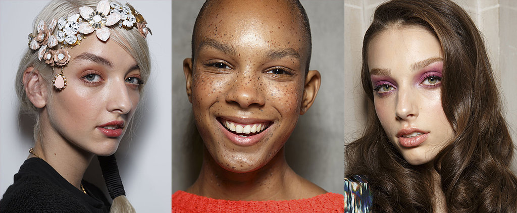 Every Outstanding (and Outrageous) Beauty Look From London Fashion Week
