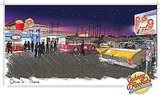 Johnny Rockets to Debut Drive-In Movie Concept