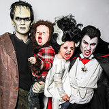 Neil Patrick Harris Family Halloween Costumes
