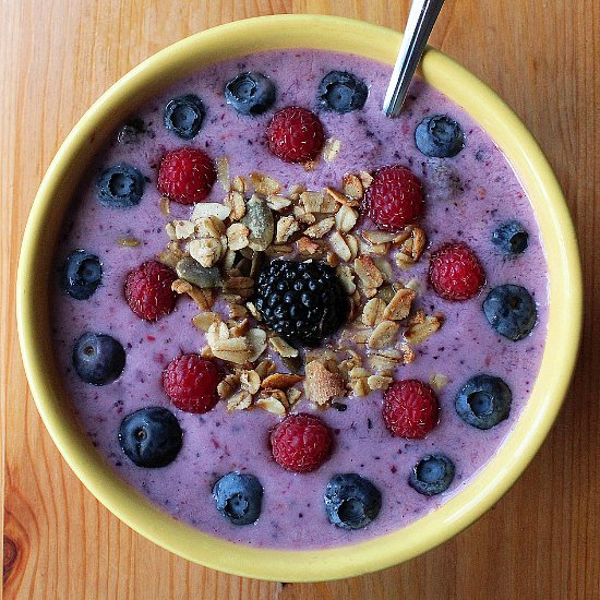 POPSUGAR Shout Out: Healthy Breakfasts to Boost Your Entire Day