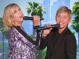 Kristen Wiig and Ellen DeGeneres Don't Know 'Let It Go,' But They Sing It Anyway (VIDEO)