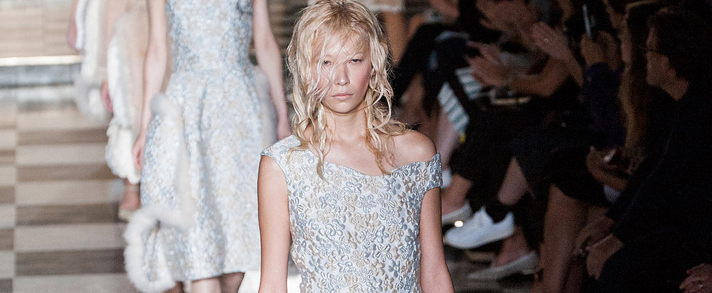 Simone Rocha Rains Her Bit of Fluff Over London Fashion Week