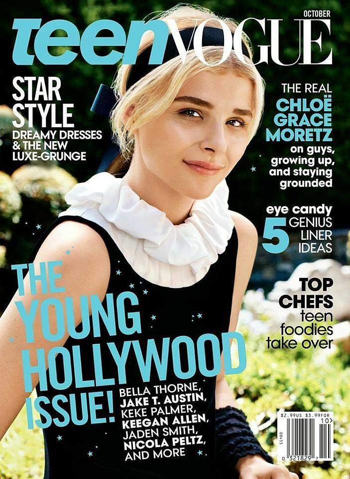 Teen Vogue October 2014