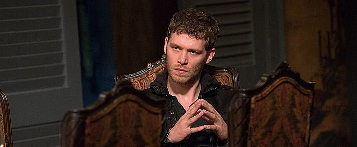 Blood, Grief, and Painting: Check Out The Originals' Season Premiere Pics