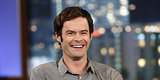 Bill Hader Doesn't Really Have A Lot To Say About The 'SNL' Shakeup