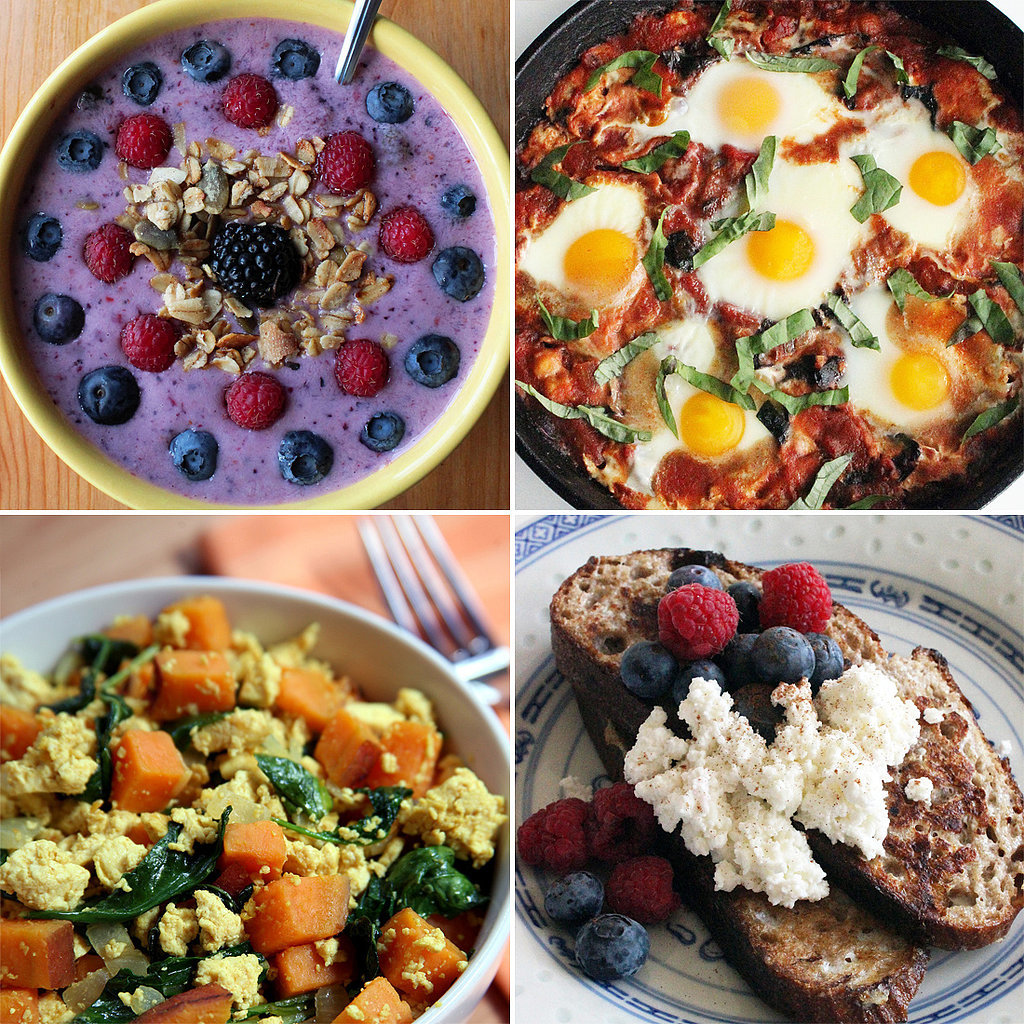 healthy breakfast These healthy breakfast ideas are quick to prepare enjoy one at home—or as  you're sprinting out the door.