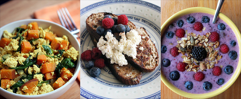 50 Healthy Breakfast Recipes to Start Your Day Off Right