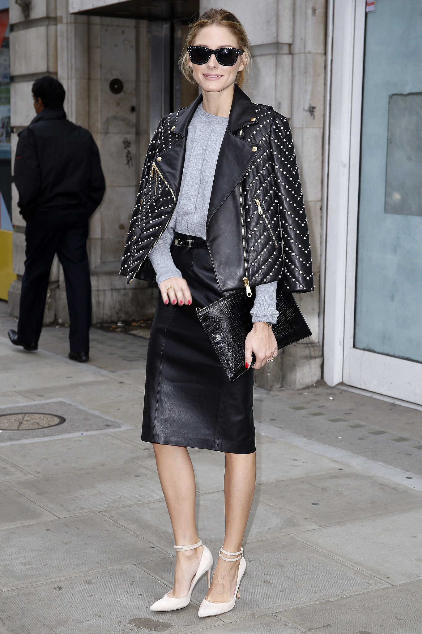 Olivia Palermo 34 Iconic Starlets Guaranteed To Inspire Your Classic Fall Style Popsugar Fashion