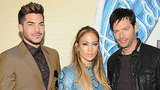 Adam Lambert Talks J.Lo Love and Guest Judging on 'Idol'