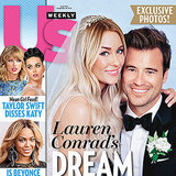 Lauren Conrad's Wedding Pictures