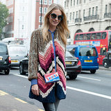 Best Street Style at Fashion Week Spring 2015