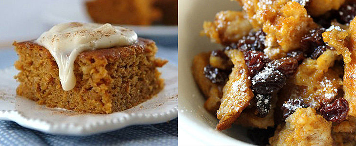 Pumpkin Party! 5 Treats Lightened Up With Puree