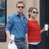 Ryan Gosling and Eva Mendes Welcome a Baby Girl