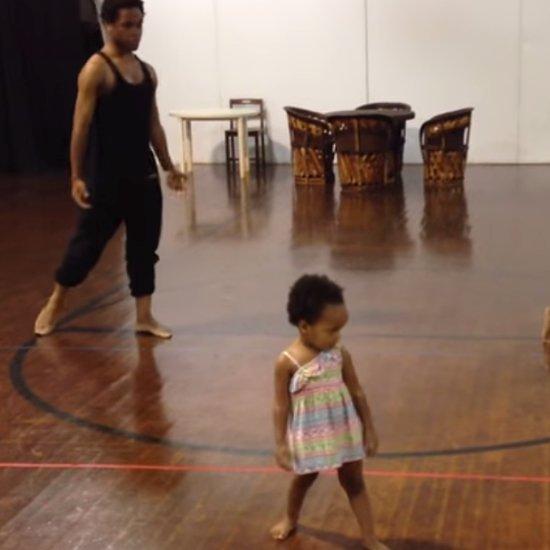 """Zaya's Choreography to """"Chandelier"""""""
