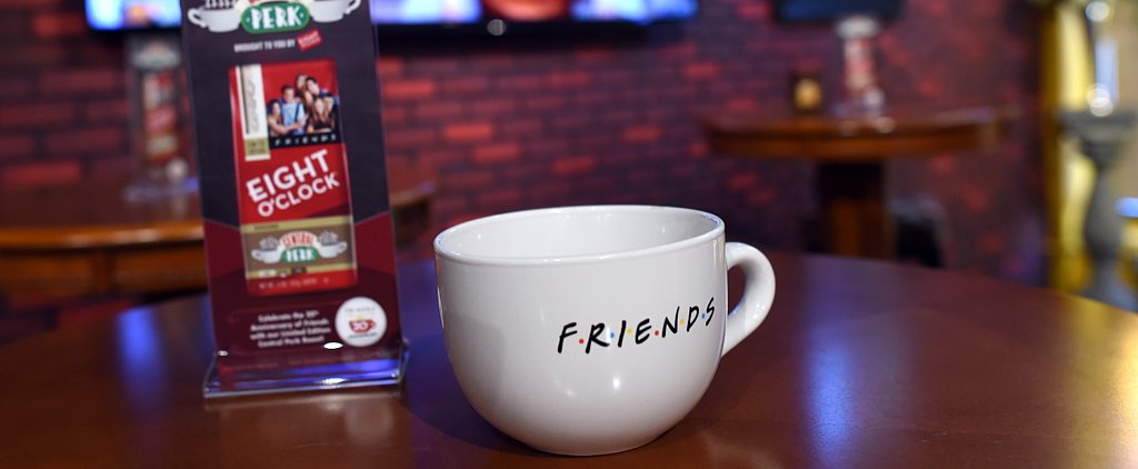 Central Perk Coffee Shop (From Friends) Will Overload You With '90s Nostalgia