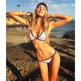 Celebrity Fashion Style Beauty Instagram Photos Lara Bingle