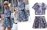 Taylor Swift's Matching H&M Set Just Might Be The Best Find Of The Week
