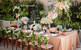 The Reception Table We're In Love With Right Now