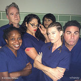 Grey's Anatomy Dressed as Orange Is the New Black