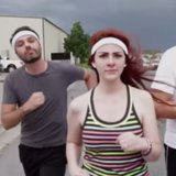 Funny Marathon Video