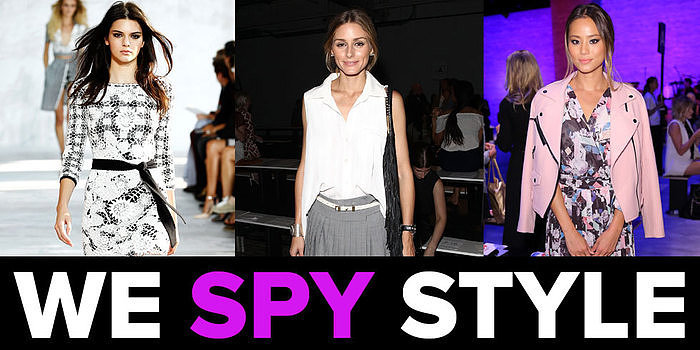 We Spy: Is Olivia Palermo the Queen of Fashion Week?