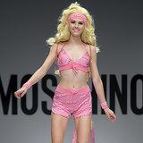 We're All Barbie Girls in Moschino's World