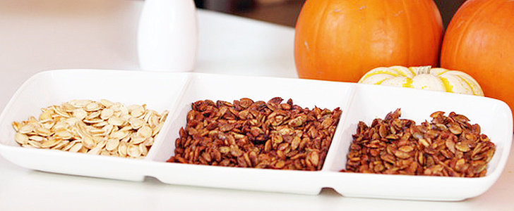 Pumpkin Seeds 3 Ways: Sweet, Salty, and Supersavory